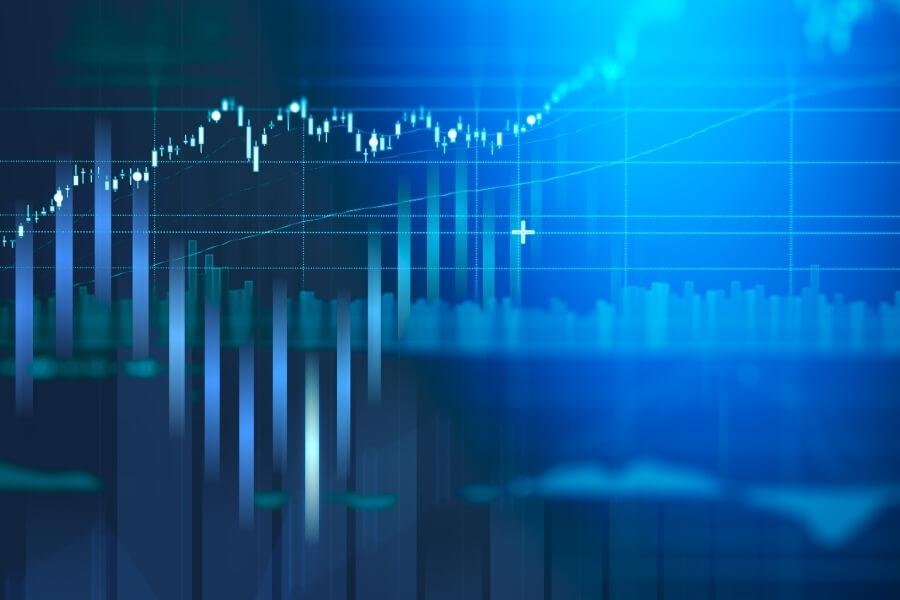 financial widget